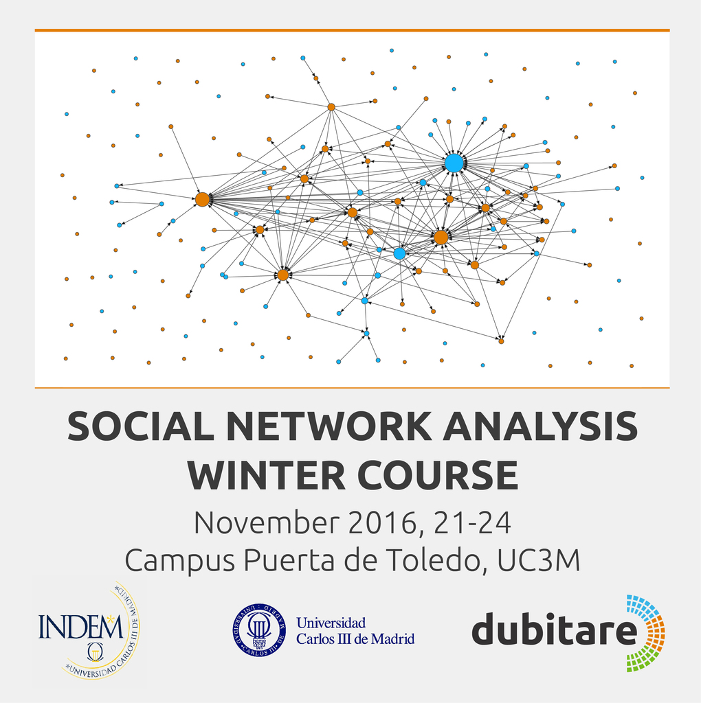 II Introduction to Social Network Analysis (SNA) course